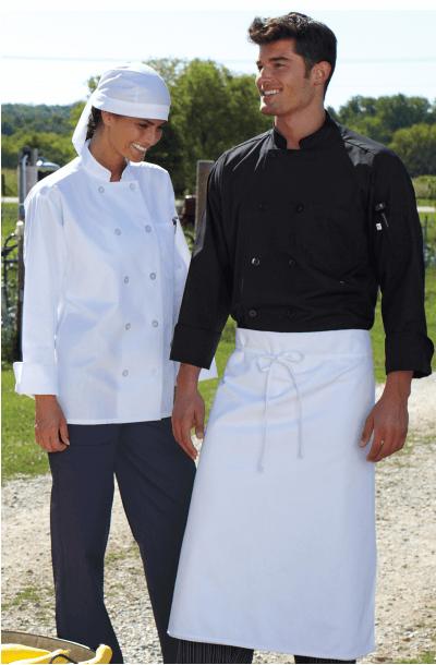 Chef Coats Classic Poplin
