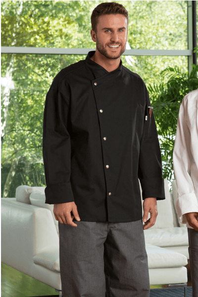 My Chef Coats Black