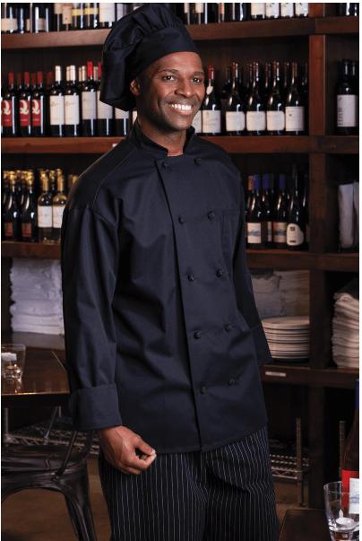 My Chef Coats Black
