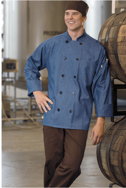 Chef Coats Chambray
