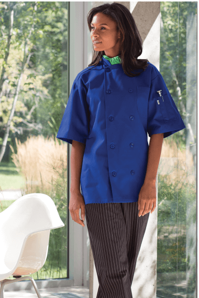 Chef Coats Royal