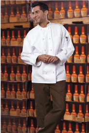 My Chef Coats White
