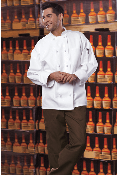 My Chef Coats White