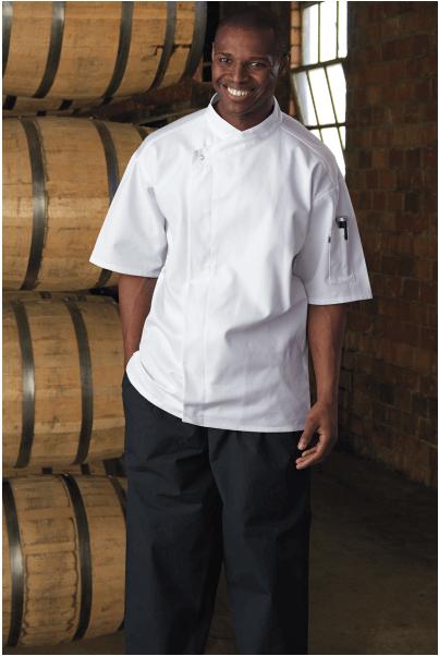 Chef Coats White