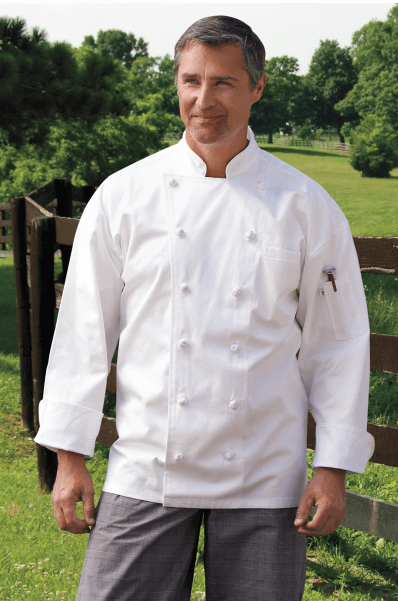 Chef Coats Executive W