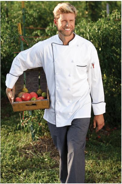 Chef Coats Versailles