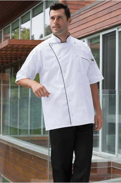 My Chef Coats White BP