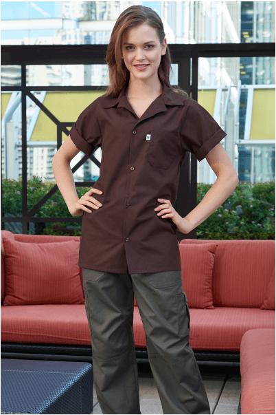 Utility Shirts Brown