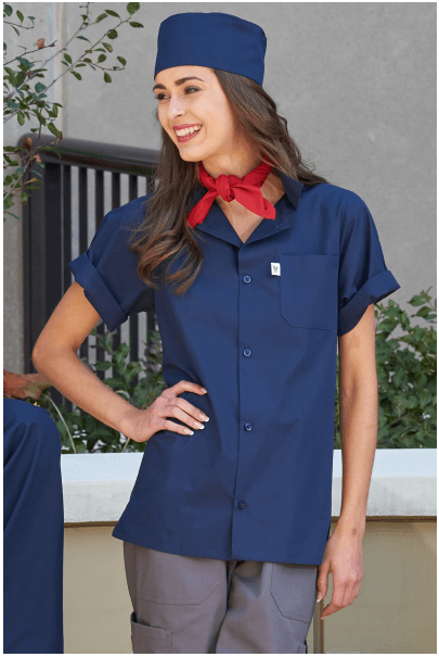 Utility Shirts Navy