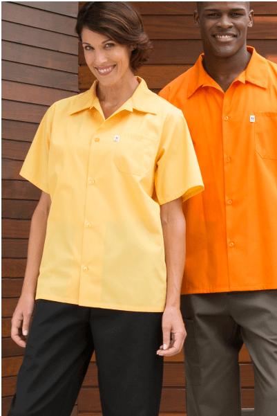 Utility Shirts Sunflower