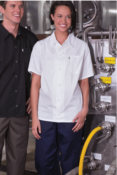 Utility Shirts White