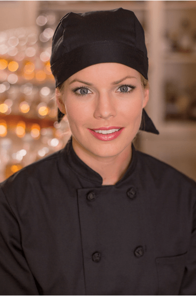 Chef Hats black