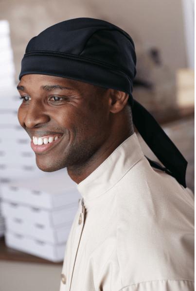 Chef Hats black