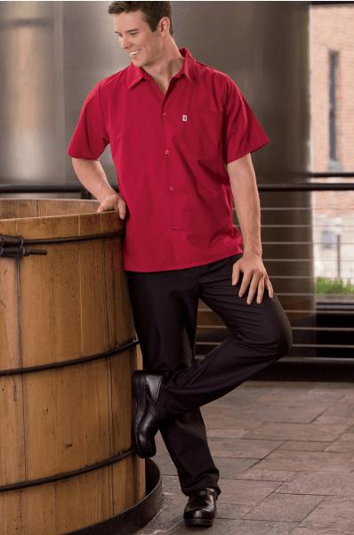 Chef pants black