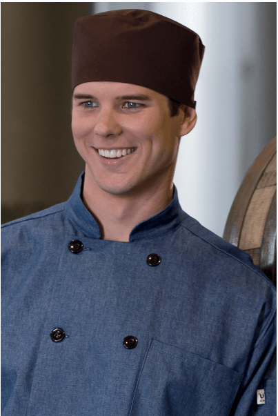 Chef Hats brown