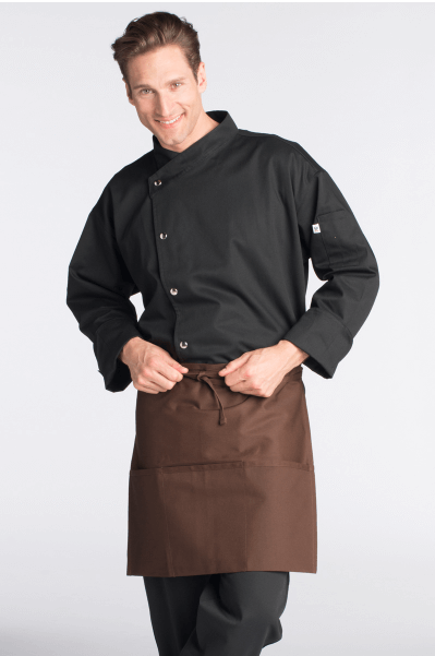 Aprons brown