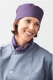 Neckerchiefs eggplant