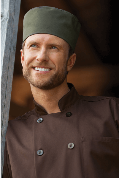 Chef Hats olive