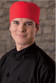 Chef Hats persimmon