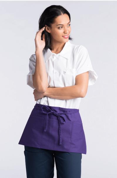 Aprons purple