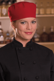 Chef Hats red