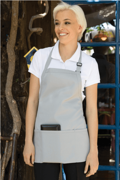 Aprons silver