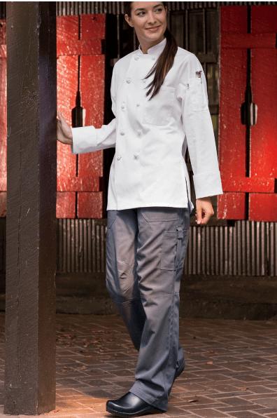 Chef pants slate