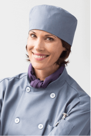 Chef Hats steel