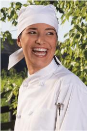 Chef Hats white